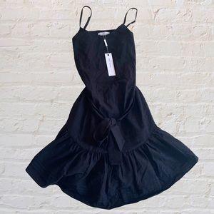 DECJUBA KIDS brand new strappy black 'Layla' dress, size M.